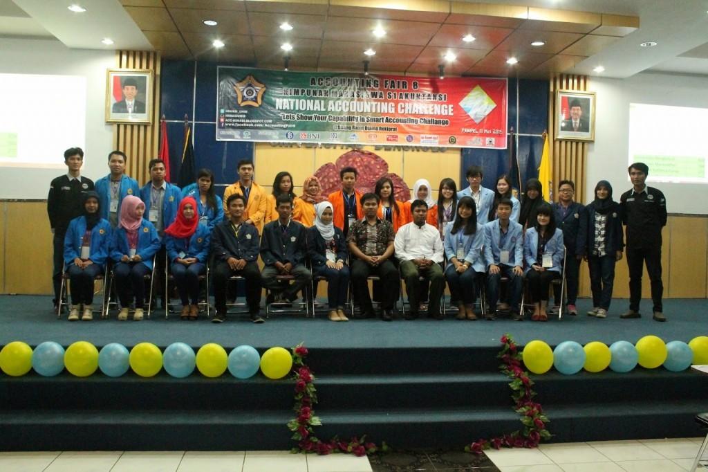 Program Studi S1 Akuntansi pada Jurusan Akuntansi Fakultas Ekonomi Universitas Bengkulu