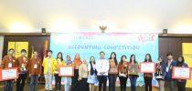 Akuntansi UNIB Raih Runner-Up Kompetisi Akuntansi Nasional di Palembang