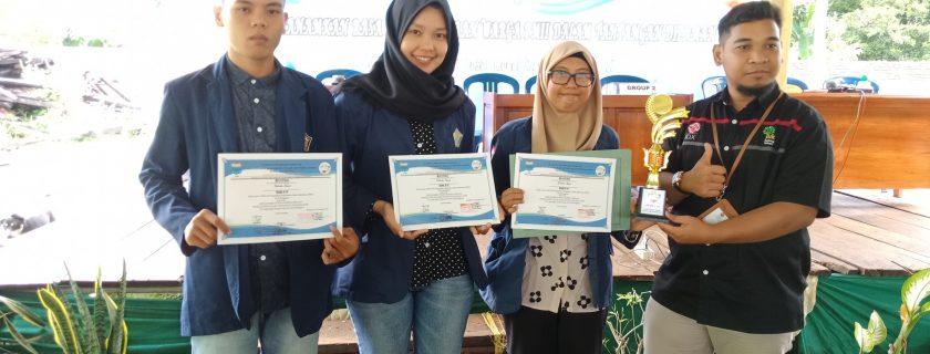 Mahasiswa Akuntansi Raih Juara pada LCC Pasar Modal STIE NU