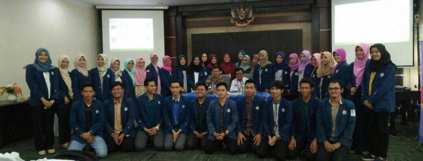 Studi Outdoor Mahasiswa Jurusan Akuntansi ke Bank Indonesia DPW Provinsi Bengkulu