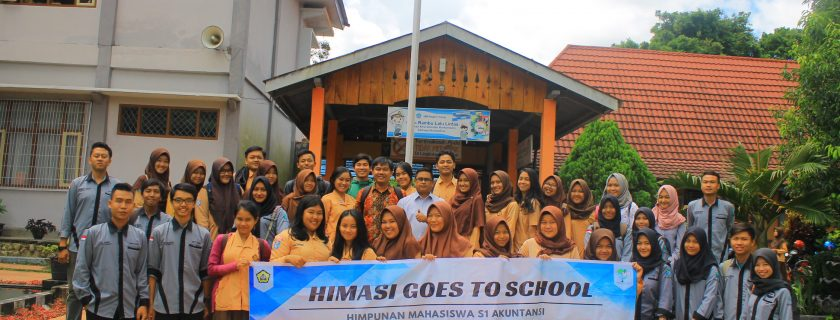 HIMASI GOES TO SCHOOL