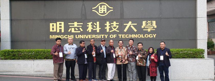 Dua Mahasiswa Akuntansi Kelas Internasional lolos program Fasttrack 3+2 Mingchi University of Technology Taiwan