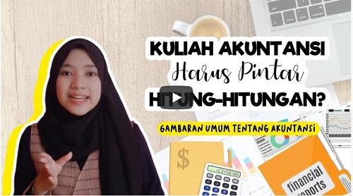 Anak Akuntansi ? yuk simak video kreatif dari mahasiswa Akuntansi UNIB…